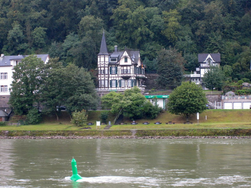 Boat Ride along the Rhine