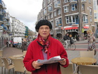 Jane in Amsterdam