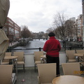Amsterdam - On bridge